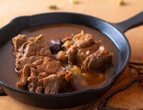 Pilgrim's Beef Stew