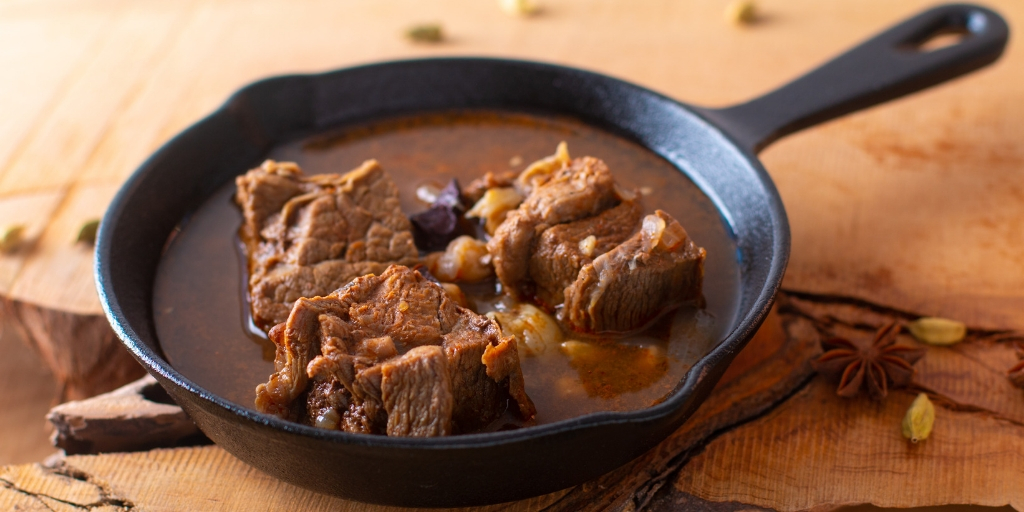 Pilgrim's Beef Stew - Healthy Day Care Meals From Kids' Country, Over Peover, Knutsford